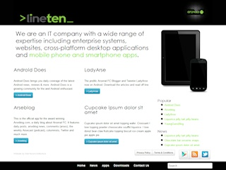 Mobile app development websites